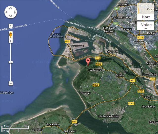Oostvoorne Strand - Google Maps